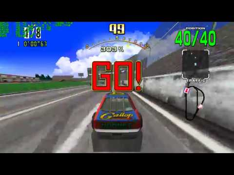 Tuto] Sega Racing Classic, can be configurated for VS play (LAN