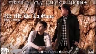 Elder Dayan Diaz & Luis Guillermo De La Hoz - no me da la gana / Tiempo de Victoria