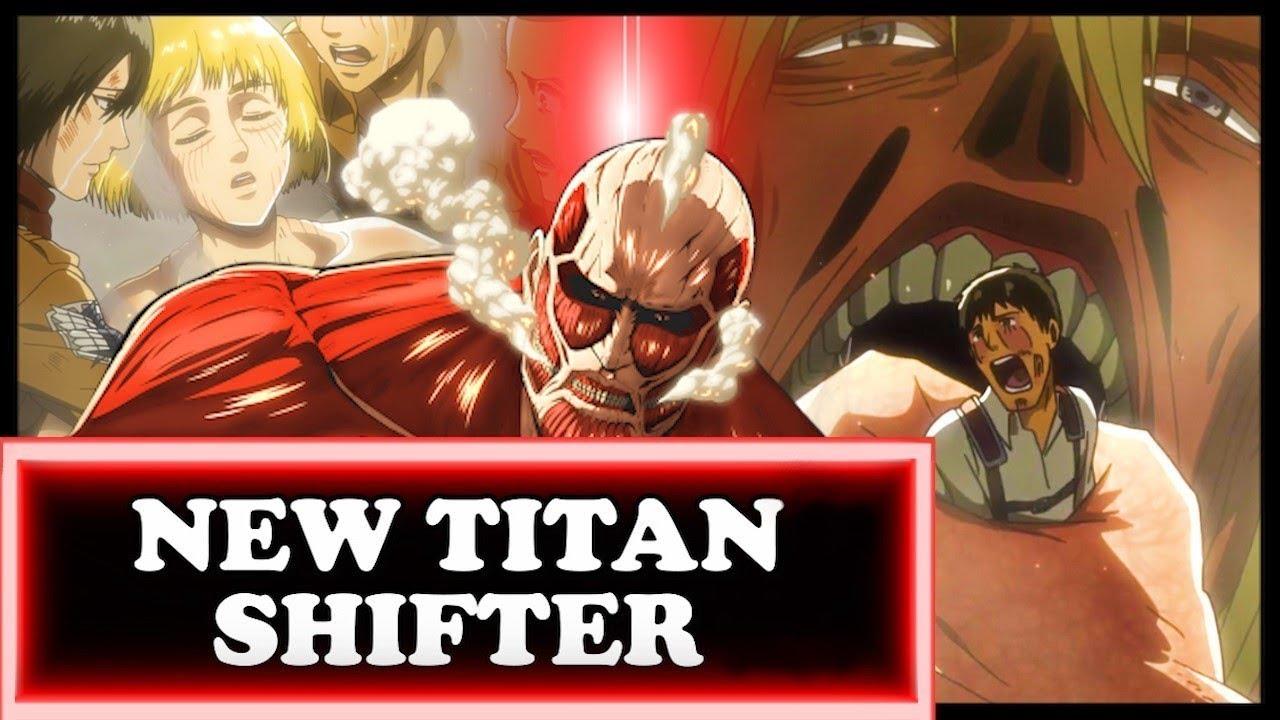 Why Armin Was Chosen Instead Of Erwin Attack On Titan Shingeki No Kyojin Armin Colossal Titan