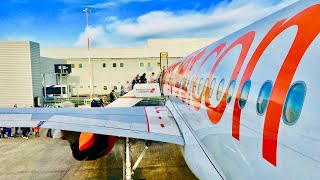 Flight Review: Easyjet A319 Flight Experience - Old cabin between Liverpool and Amsterdam!
