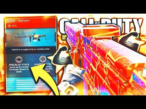 EPIC WEAPON GONE OVERPOWERED... - Infinite Warfare!
