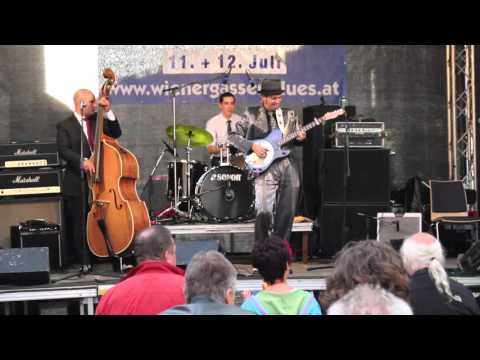 Wienergassenblues 2014 - Chino & The Big Bet - Ain't gonna be no cutting loose mp3