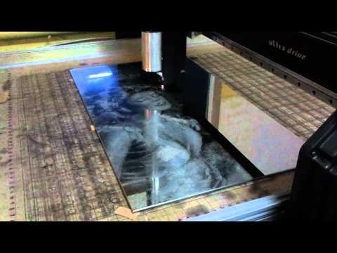Лазерная гравировка по стеклу