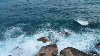 Море волнуется....Ницца.