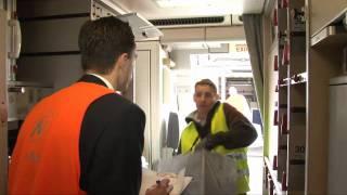 EinBlicke: Ramp Agent am Flughafen Nürnberg