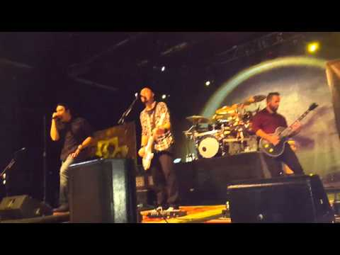 Breaking benjamin - crawl NYC 2015
