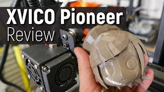 XVico Pioneer 3D Printer Review