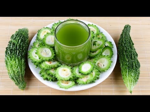 Here's Why Bitter Melon Is Very Important For Your Health !!