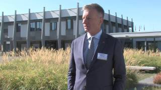 Brussels Airport Head of Security Wilfried Covent - ENAC Security Day 2016