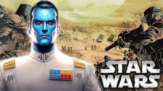 Thrawn Joined The Rebellion: Star Wars Rethink