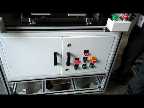 Oil Spraying Machine