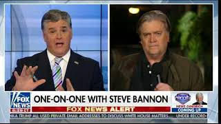 Steve Bannon: I Wear Mitch McConnell's Contempt as Badge of Honor