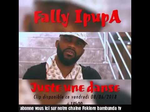 Fally ipupa juste une danse (clip officiel)