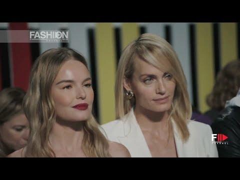 ESCADA Spring Summer 2019 New York - Fashion Channel