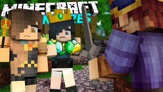 FINDING BOOTY?! | Minecraft Adventures - Treasure Island #2 (Minecraft Roleplay)