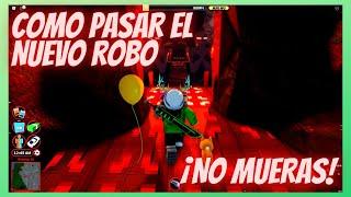 COMO PASAR EL *NUEVO ROBO* SIN MORIR (TIPS Y TRUCOS) | ROBLOX JAILBREAK