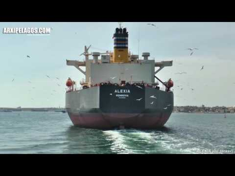 ALEXIA - Crude Oil Tanker IMO: 9389966