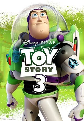 TOY STORY 3 from Disney Pixar -