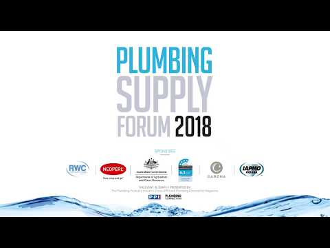 Plumbing Supply Forum 2018 - Wrap Up of the Day
