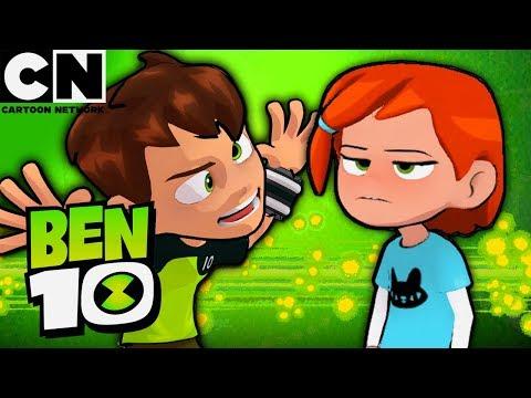 Ben 10 | Zombozo Steals Happiness | Cartoon Network Ben 10 Video Game (PS4)