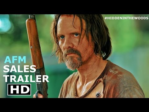 HIDDEN IN THE WOODS - AFM's Trailer (2014) [HD]
