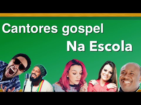 Cantores Gospel na Escola ft Narrador Gospel