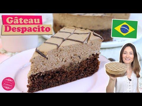 ☕ GATEAU DESPACITO ~ La RECETTE du gâteau BRESILIEN au CHOCOLAT qui fait le BUZZ ☕