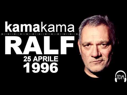 RALF @ Kama Kama  25.04.1996
