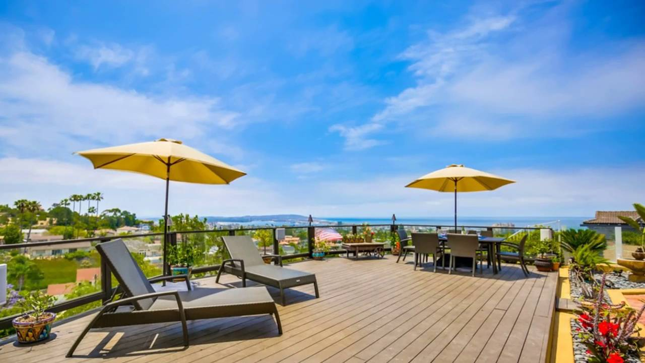 bluewater vacation homes endless views san diego vacation rental