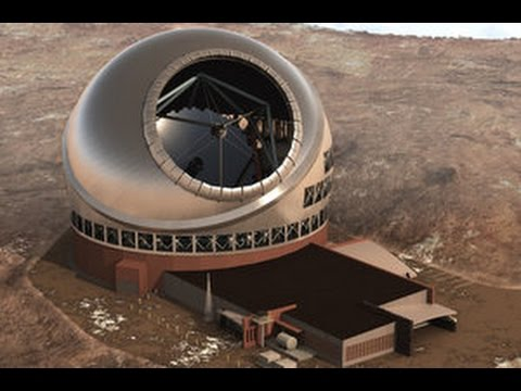 How mirror lenses of big telescopes are made youtube