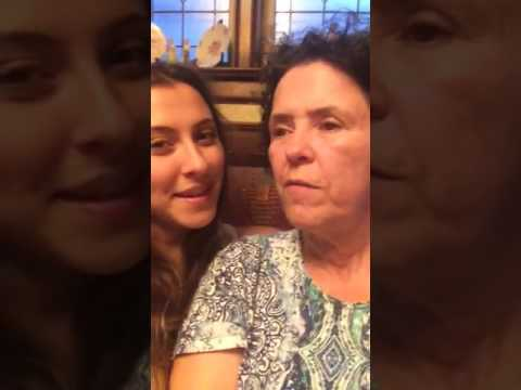 World Alzheimer's Day - Kath and her mom