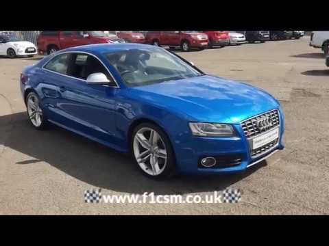 SPRINT BLUE AUDI S FOR SALE YouTube - S5 audi for sale