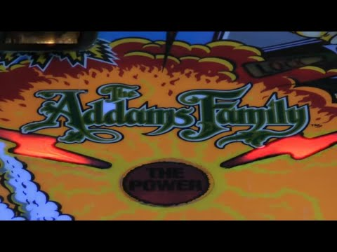 Addams Family Pinball Tutorial
