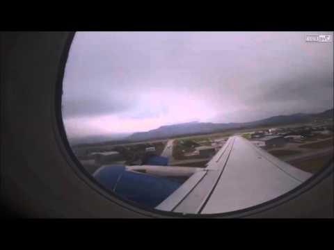 Uçağın Kalkışı Sırasında