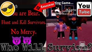 Roblox - Bear - I GOT REVENGE AND KILLED MY FRIEND!!!
