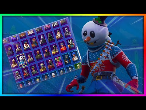 Before You Buy SLUSHY SOLDIER - All Skin and Back Blings Combinations in Fortnite