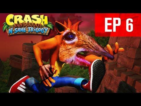 BANDICOOT NOISES   Crash Bandicoot N. Sane Trilogy - EP 6