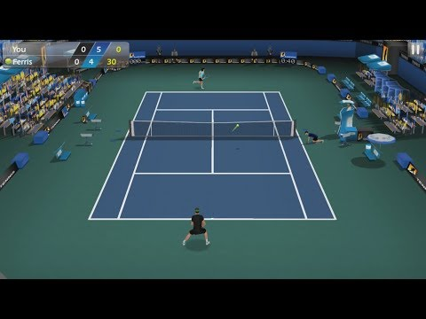 Top 10 Best Tennis Games For IOS & Android 2018