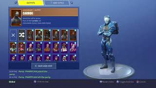 Selling my Fortnite account,SKULL TROOPER,REAPER AXE AND MORE