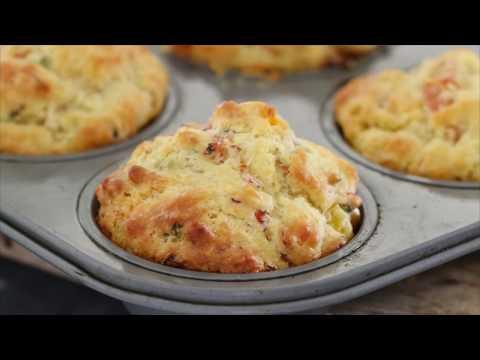 How To Make Savoury Muffins