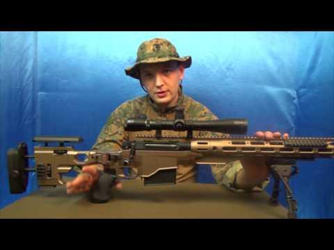 """ARES MS700 """"Remington MSR"""" (part one)"""