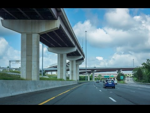 14 -11 The Capital Beltway: I-495 In Virginia & More