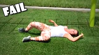Ultimate Funny Girls fails Compilation 2020
