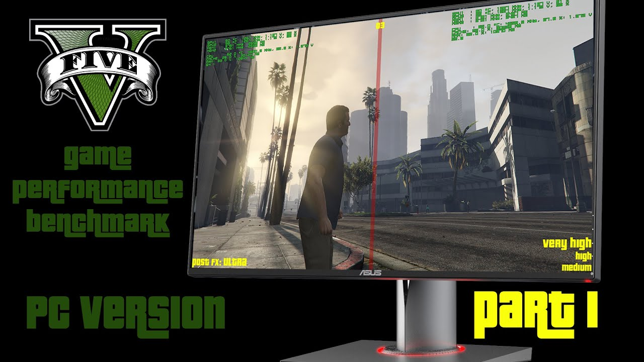 Steam Community :: Video :: GTA V PC settings comparison ULTRA vs