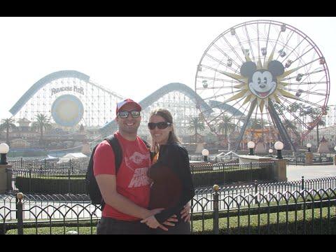 DISNEY CALIFORNIA ADVENTURE  VLOG pt 2! 1ST VISIT-Day 13  FEB 4-GRAND CALIFORNIA ADVENTURE TRIP 2015