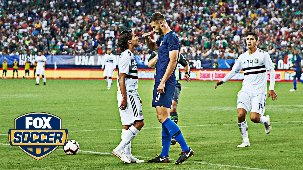 USA vs Mexico rivalry is the best in International Soccer | ALEXI LALAS' STATE OF THE UNION PODCAST