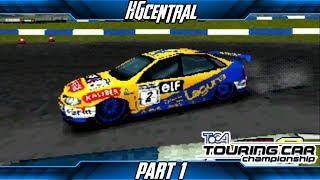 TOCA Touring Car Championship (Part 1) - The Donington Debut - Emile