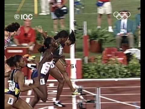Athletics - Women's 200M - Athens 2004 Summer Olympic Games