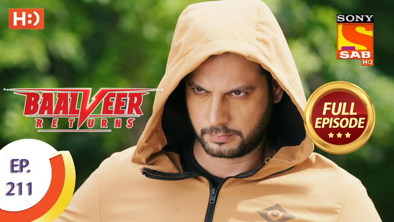 Download Baalveer Returns - Ep 211 - Full Episode - 13th October 2020