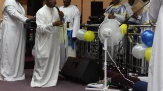 celestial church of christ camden parish cantata 30 04 2017